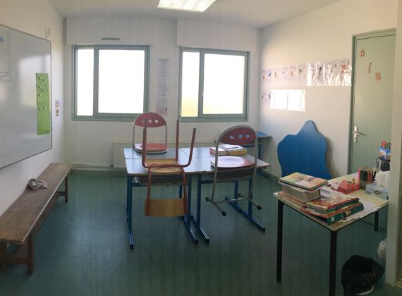 Salle de Classe ITEP Niort
