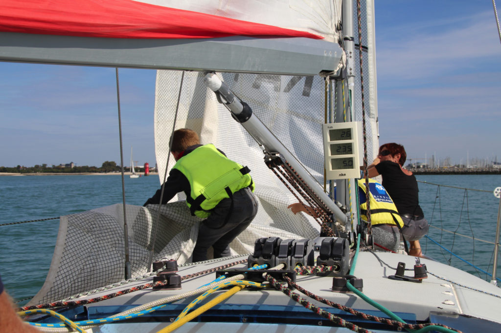 Itep Niort activité mer Grand Pavois
